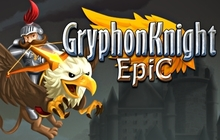 Gryphon Knight Epic Badge