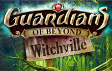 Guardians of Beyond: Witchville Collector's Edition Badge