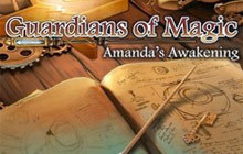 Guardians of Magic: Amanda's Awakening Badge