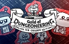 Guild of Dungeoneering Deluxe Ice Cream Edition Badge
