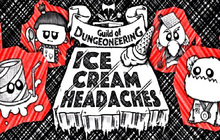 Guild of Dungeoneering - Ice Cream Headaches Badge