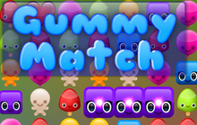 Gummy Match Badge