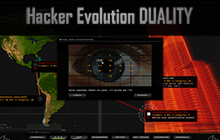 Hacker Evolution Duality Badge
