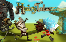Hairy Tales Badge