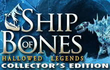 Hallowed Legends: Ship of Bones Collector's Edition Badge