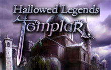 Hallowed Legends: Templar Collector's Edition Badge