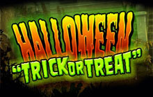 Halloween: Trick or Treat Badge