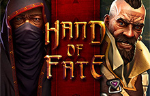 Hand of Fate Badge