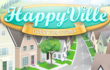 Happyville: Quest for Utopia Badge