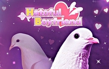Hatoful Boyfriend Badge