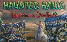 Haunted Halls: Nightmare Dwellers Badge