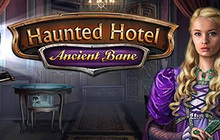 Haunted Hotel: Ancient Bane Badge