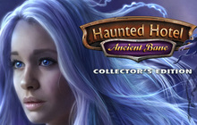 Haunted Hotel: Ancient Bane Collector's Edition Badge
