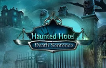 Haunted Hotel: Death Sentence Badge