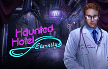 Haunted Hotel: Eternity Badge