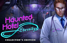 Haunted Hotel: Eternity Collector's Edition Badge
