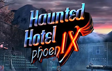 Haunted Hotel: Phoenix Badge