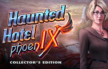 Haunted Hotel: Phoenix Collector's Edition Badge