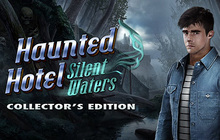 Haunted Hotel: Silent Waters Collector's Edition Badge