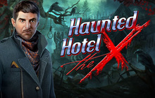 Haunted Hotel: The X Badge