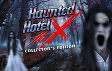 Haunted Hotel: The X Collector's Edition Badge