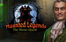 Haunted Legends: Stone Guest Badge