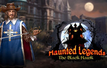 Haunted Legends: The Black Hawk Badge