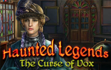 Haunted Legends: The Curse of Vox Badge