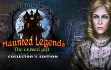 Haunted Legends: The Cursed Gift Collector's Edition Badge