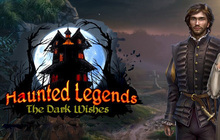 Haunted Legends: The Dark Wishes Badge