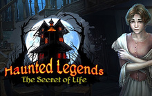 Haunted Legends: The Secret of Life Badge