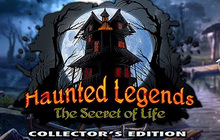 Haunted Legends: The Secret of Life Collector's Edition Badge
