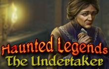 Haunted Legends: The Undertaker Badge