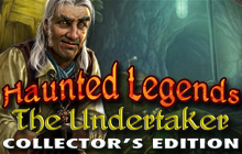 Haunted Legends: The Undertaker Collector's Edition Badge