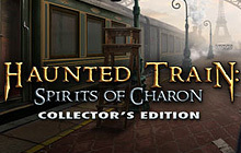 Haunted Train: Spirits of Charon Collector's Edition Badge
