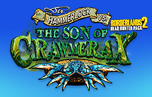 Borderlands 2: Sir Hammerlock vs. the Son of Crawmerax Badge