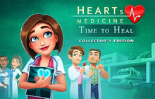 Heart's Medicine: Hospital Heat Collector's Edition Badge