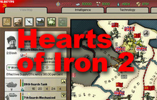 Hearts of Iron 2 Badge