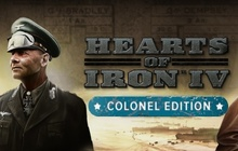 Hearts of Iron IV: Colonel Edition Badge