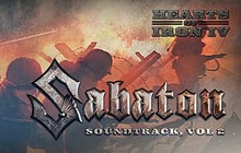 Hearts of Iron IV: Sabaton Soundtrack Vol. 2 Badge