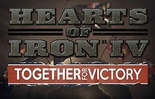 Hearts of Iron IV: Together for Victory Badge