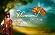 Heartwild Solitaire Badge