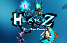 HeartZ : Co-Hope Puzzles Badge