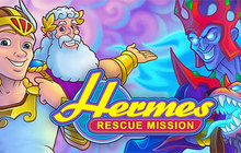 Hermes: Rescue Mission Badge