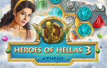 Heroes of Hellas 3: Athens Badge