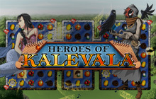 Heroes of Kalevala Badge