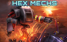 Hex Mechs Badge