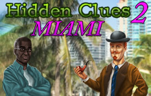 Hidden Clues Miami Badge