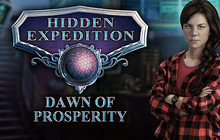 Hidden Expedition: Dawn of Prosperity Badge