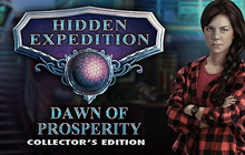 Hidden Expedition: Dawn of Prosperity Collector's Edition Badge